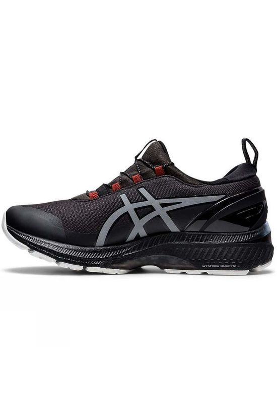 Asics Women's Gel-Kayano 27 Winterized GRAPHITE GREY/PURE SILVER