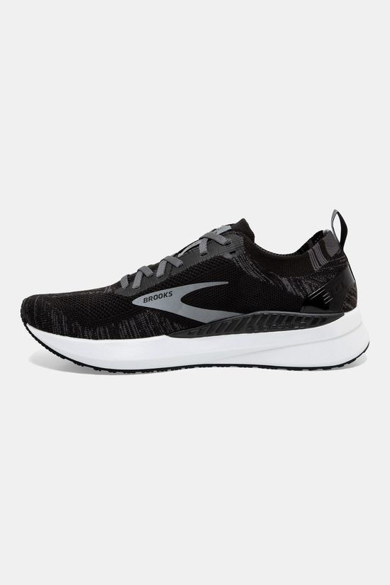 Brooks Womens Bedlam 3 Black/Blackened Pearl/White