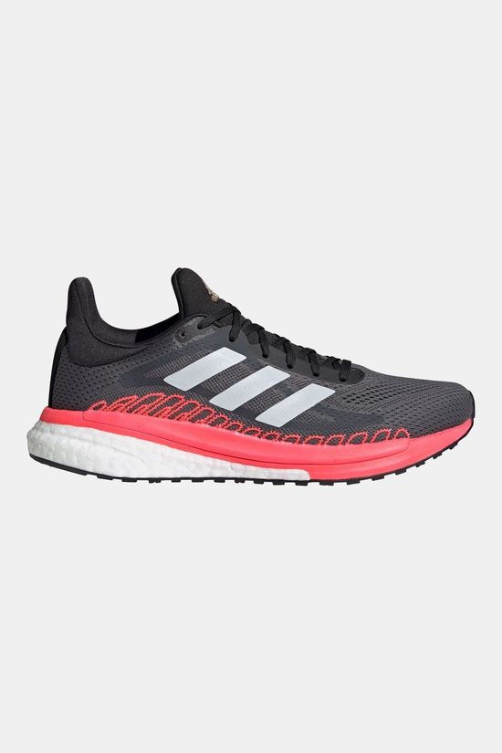 Adidas Womens Solarglide ST 3 Grey Five