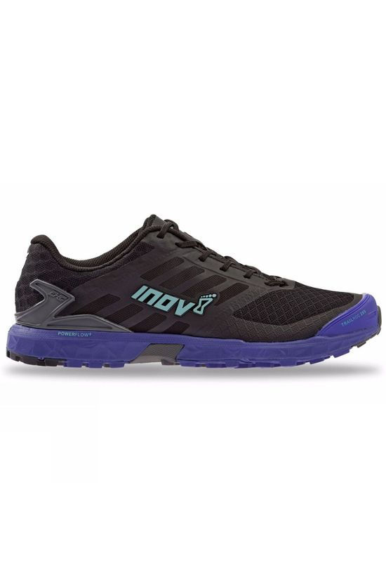 Inov-8 Womens TRAILROC 285 Black/Purple/Blue