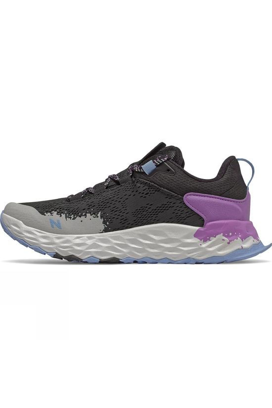 New Balance Womens Hierro v5 BLACK/Purple