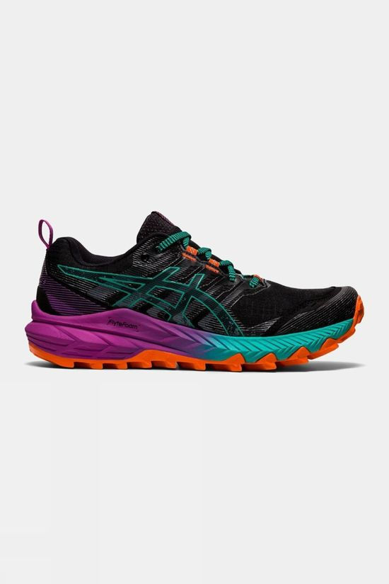 Asics Womens GEL-Trabuco 9 Black/Baltic Jewel