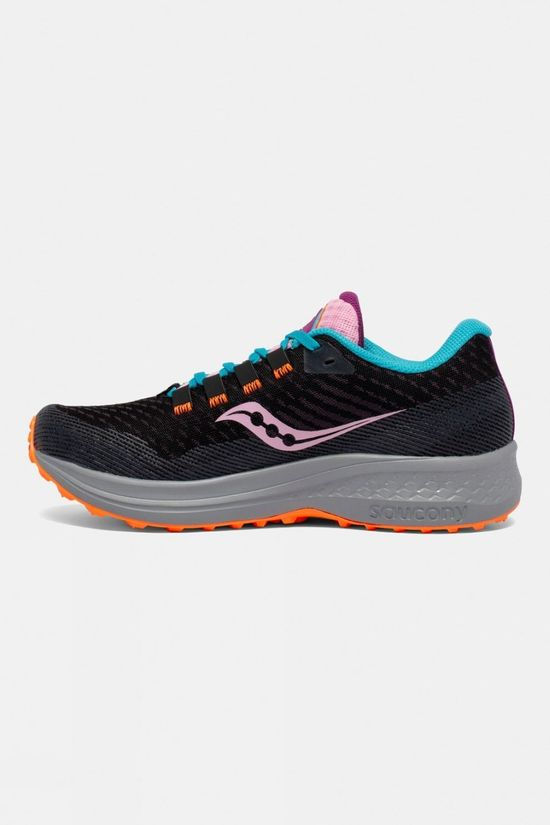 Saucony Women's Canyon TR Future Black