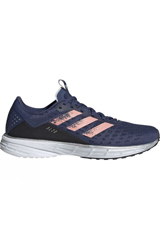 Adidas Women's SL20  Tech Indigo