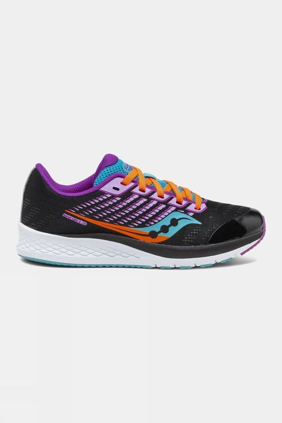 Saucony Children's Ride 13 Black/Pink