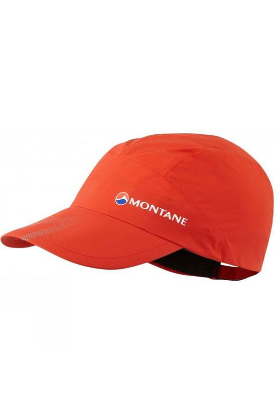 Montane Minimus Stretch Ultra Cap Flag Red