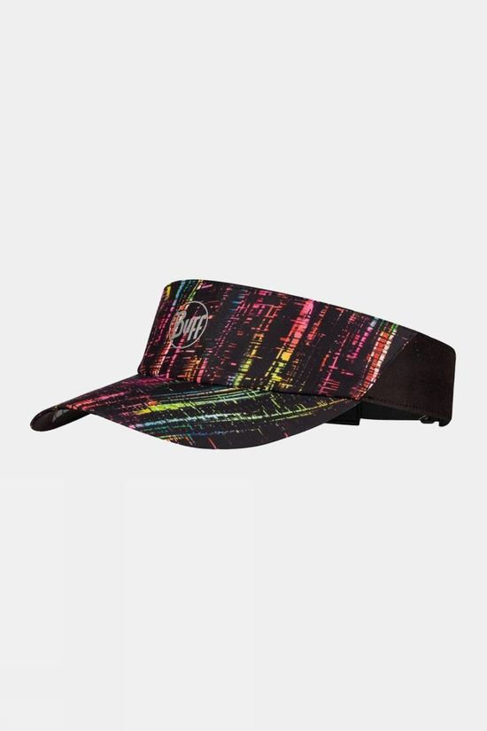Buff Visor Wira Black