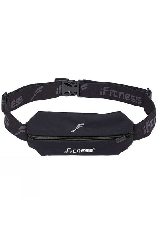 Fitletic Mini Lycra Belt Black