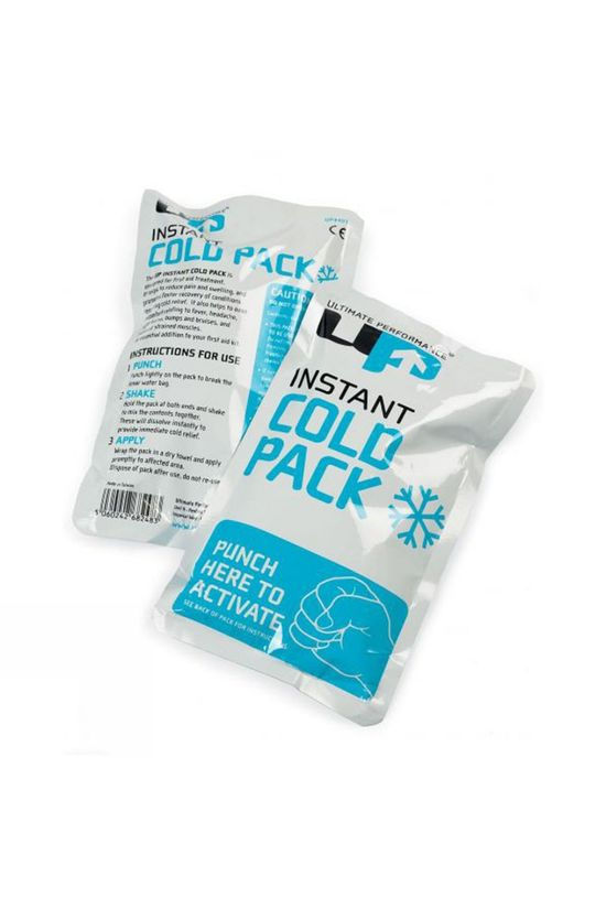Ultimate Performance Instant Cold Pack White/Dk Blue