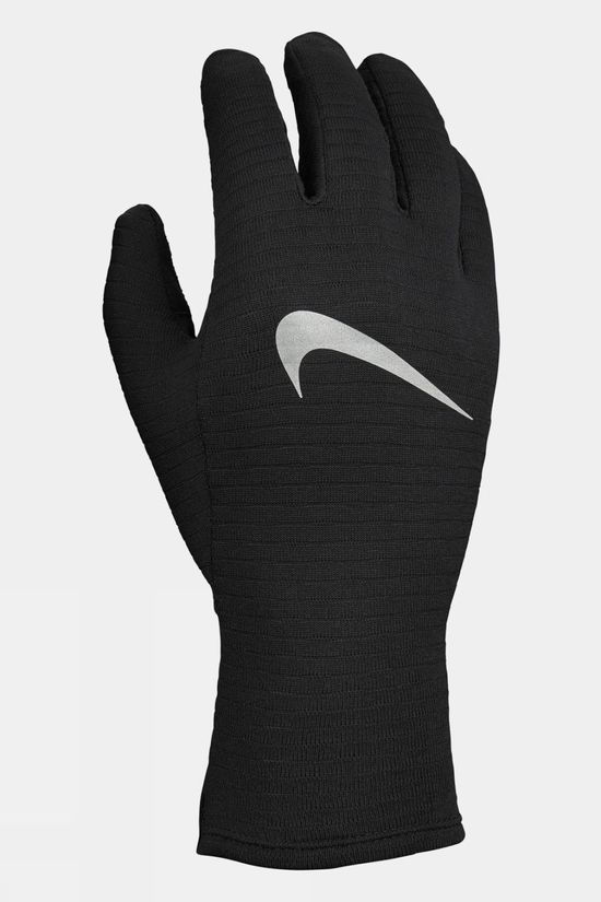 Nike Womens Sphere Running Gloves 3.0 Black/Black/Silver