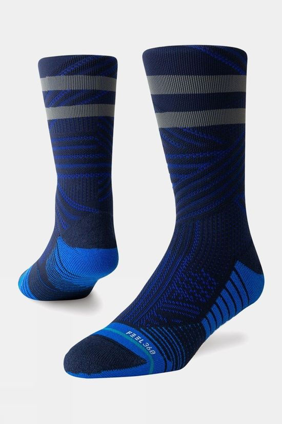 Stance Mens Uncommon Train Crew Royal