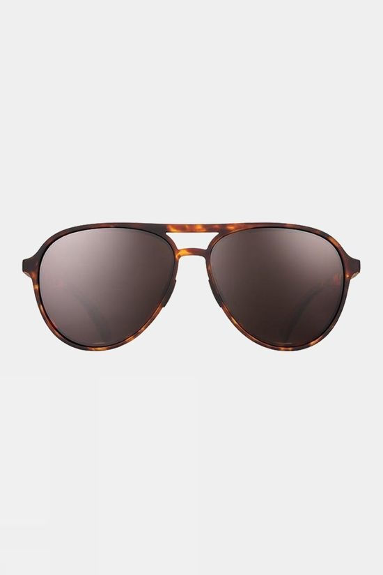 Goodr Amelia Earhart Ghosted Me Sunglasses Black