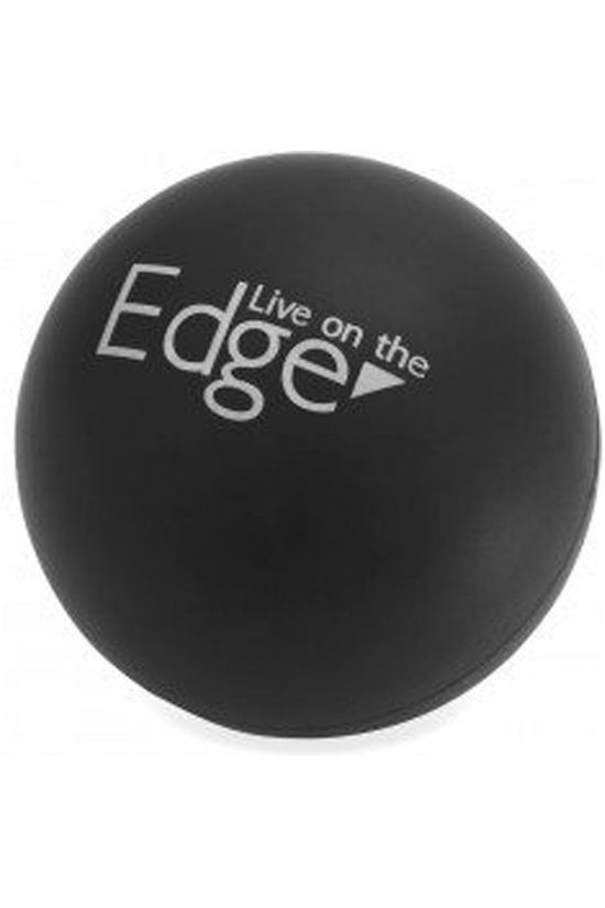 Live on the Edge Lacrosse Massage Ball Black