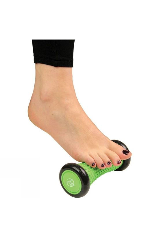 Fitness Mad Foot Massage Roller Green