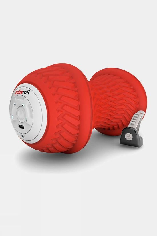 Pulseroll Massage Peanut Red
