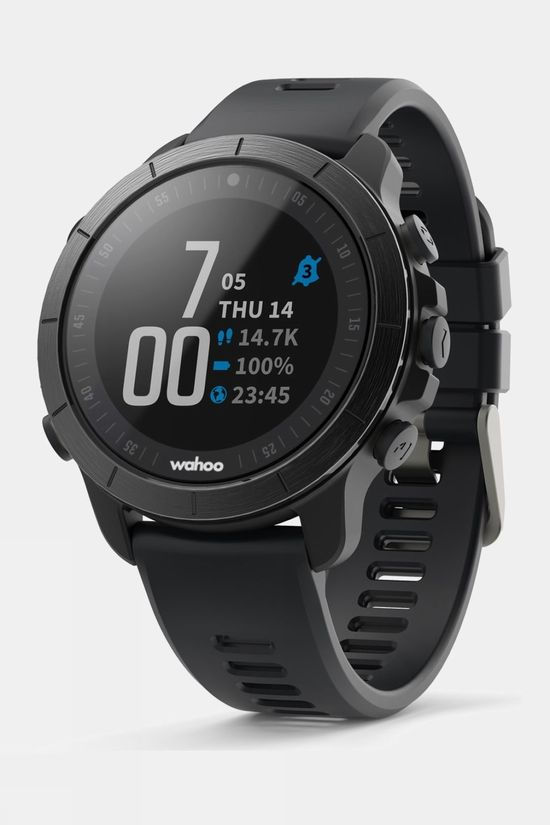 Wahoo Elemnt Rival Multisport GPS Watch Stealth Grey