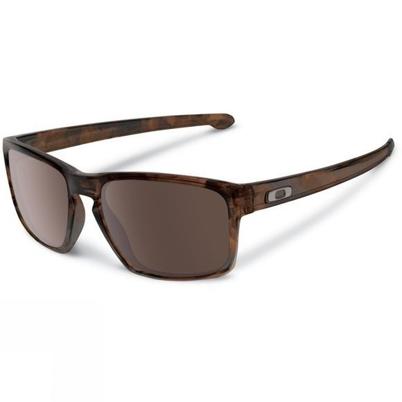 Oakley Sliver Sunglasses Matte Brown Tortoise/Warm Grey