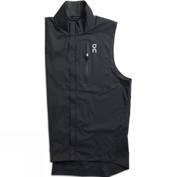 On Men's Weather Vest Black