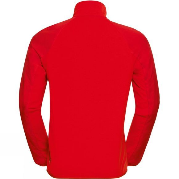 Odlo Mens Millennium S-Thermic Element Jacket Poinciana