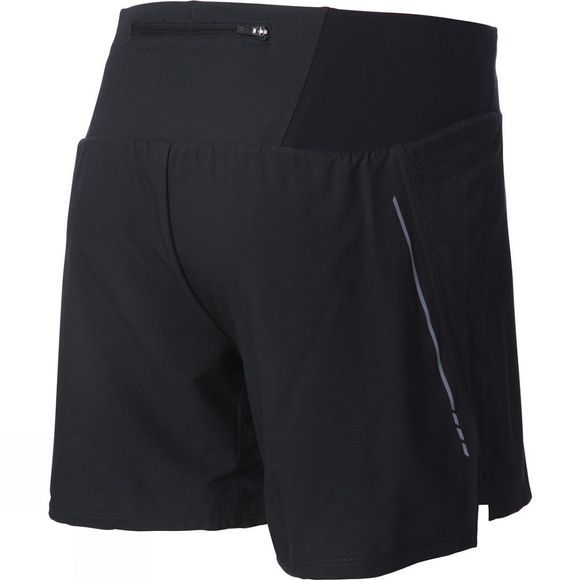 "Inov-8 Mens Inov-8 6"" Trail Short Black / Red"