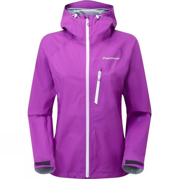 Montane Womens Spine Jacket Dahlia