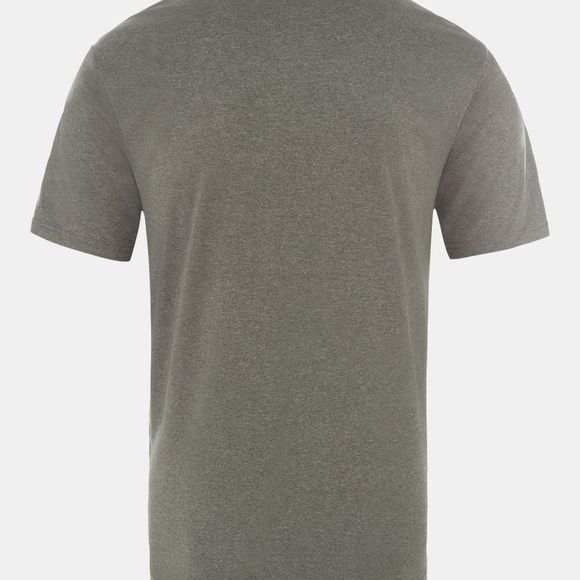 The North Face Men Reaxion Amp Crew T-Shirt New Taupe Green Heather