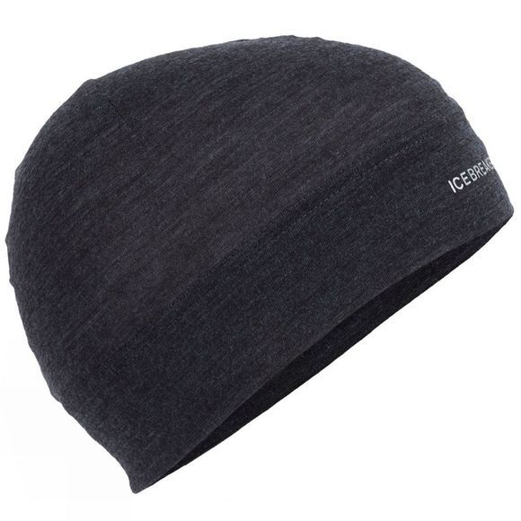 Icebreaker Flexi Beanie Black Heather