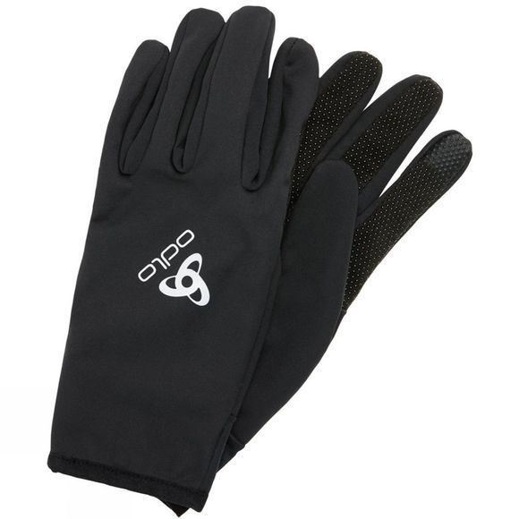 Odlo Ceramiwarm Grip Gloves Black