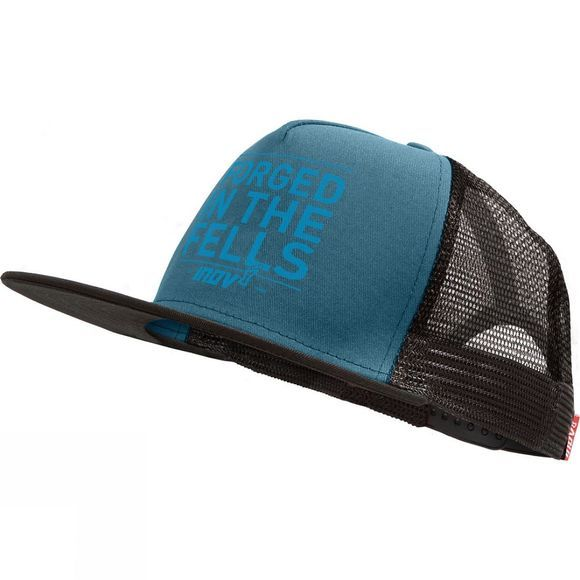 Inov-8 Mens Train Elite Forged Trucker Cap Blue