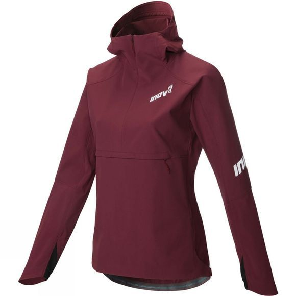 Womens Softshell Half Zip Jacket