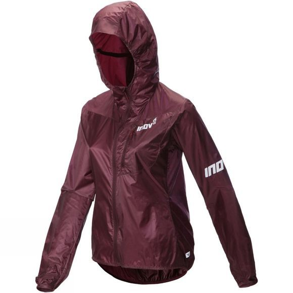 Inov-8 Womens Windshell FZ Jacket Purple