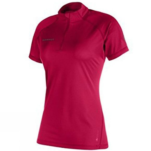 Women's Illiniza Light Zip T-Shirt