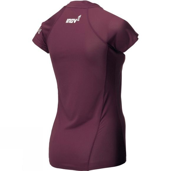 Inov-8 Womens AT/C Base Short Sleeve Top Purple