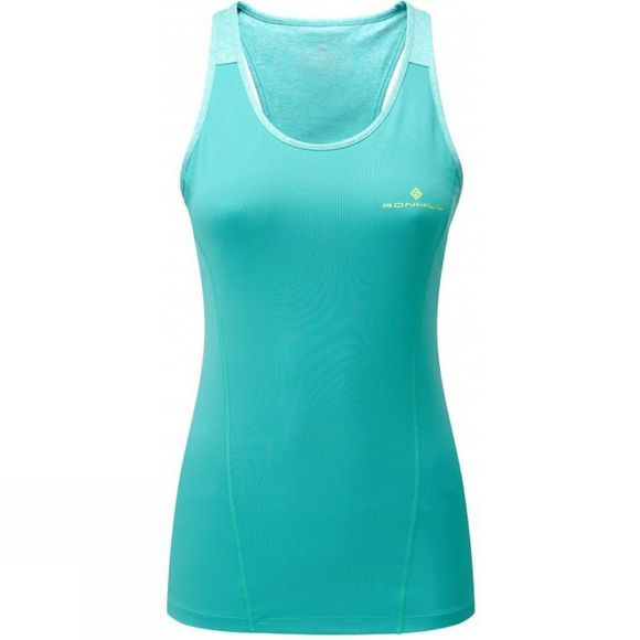 Ronhill Womens Stride Tank Top Jade