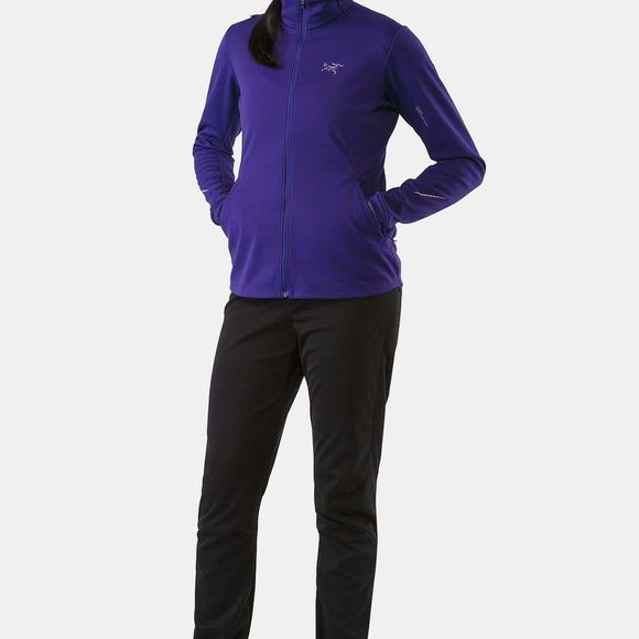 Arc'teryx Womens Trino Tights Black/Black