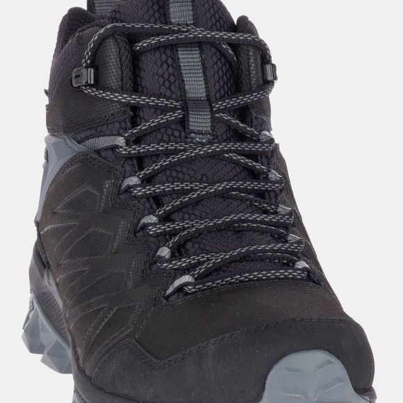 Merrell Mens Thermo Freeze Mid Waterproof Boot Black
