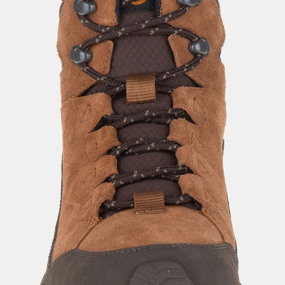 Merrell Mens Icepack Mid Polar Waterproof Boot  Merrell Oak