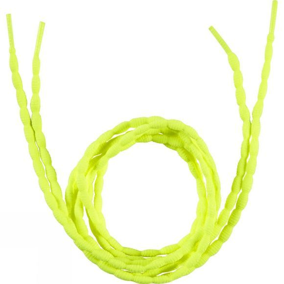 Ronhill Bubble Shoe Lace 54in Fluo Yellow