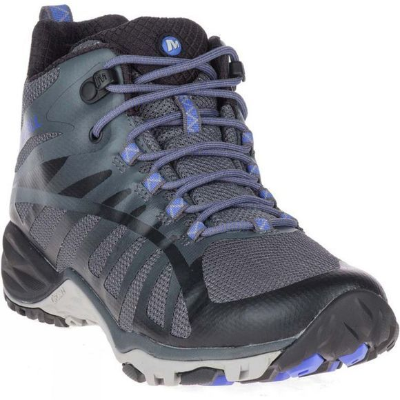 Womens Siren Edge Q2 Mid Waterproof Shoe
