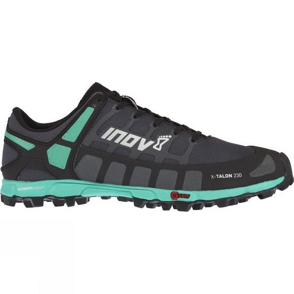 Inov-8 Womens X-Talon 230 Trail Running Shoe Grey/ Teal
