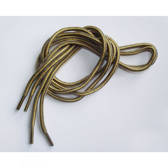 "Ultimate Performance Walking Laces 54"" Gold/Taupe"