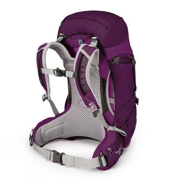 Osprey Women's Sirrus 26L Backpack Ruska Purple