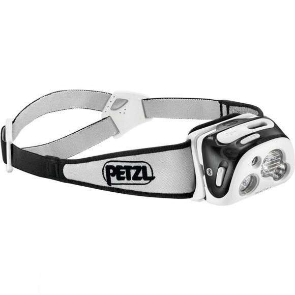 Petzl Reactik+ Headtorch Black