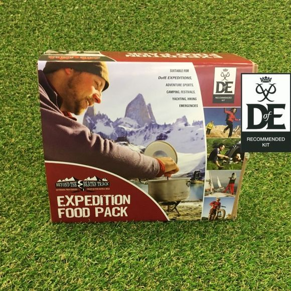 Expedition Food Pack (Menu 1)