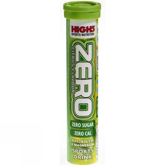High 5 Zero Tablets Citrus No Colour