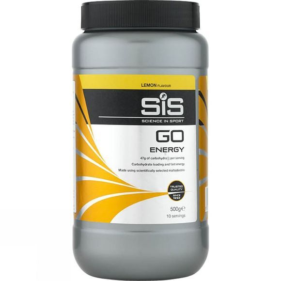 SiS Go Energy Lemon 500g No Colour