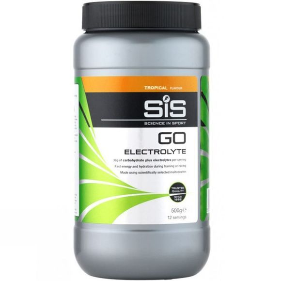 SiS Go Electrolyte Tropical 500g No Colour