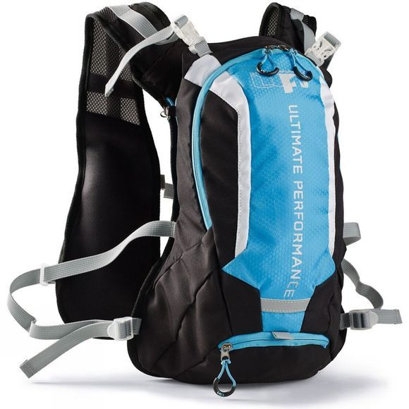 Ultimate Performance Aire 2 Litre Race Hydration Pack Black/Blue