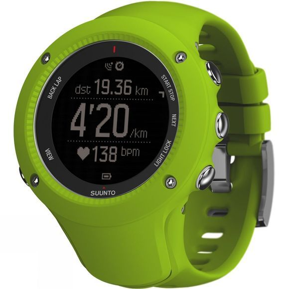 Suunto Ambit3 Run HR Watch Lime