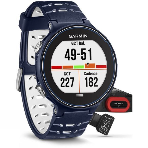 Garmin Forerunner 630 HRM Bundle Midnight Blue
